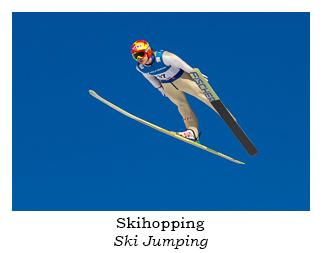 Skihopping